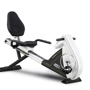 Bicicleta estática reclinable BH FITNESS Comfort Evolution Program