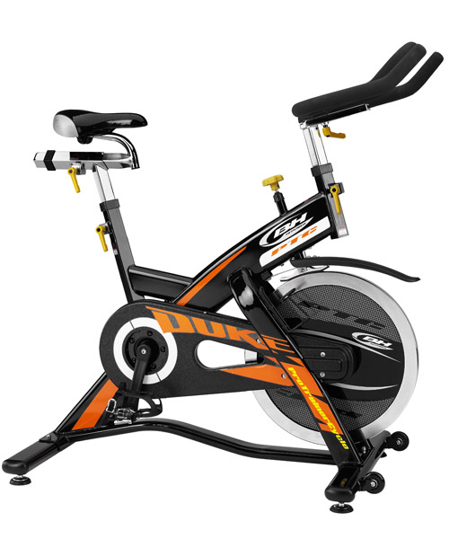 Bicicleta de ciclismo indoor BH FITNESS Hipower Duke