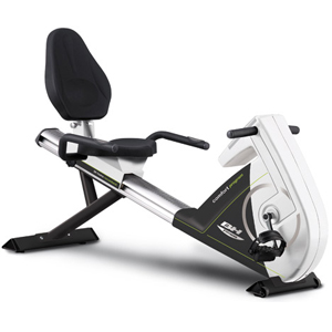 Bicicleta estática reclinable Confort Evolution de BH FITNESS